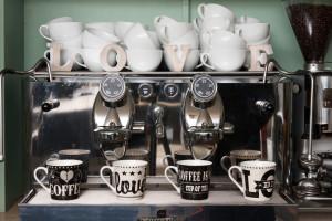 Le tazze da caffé di Creative Tops