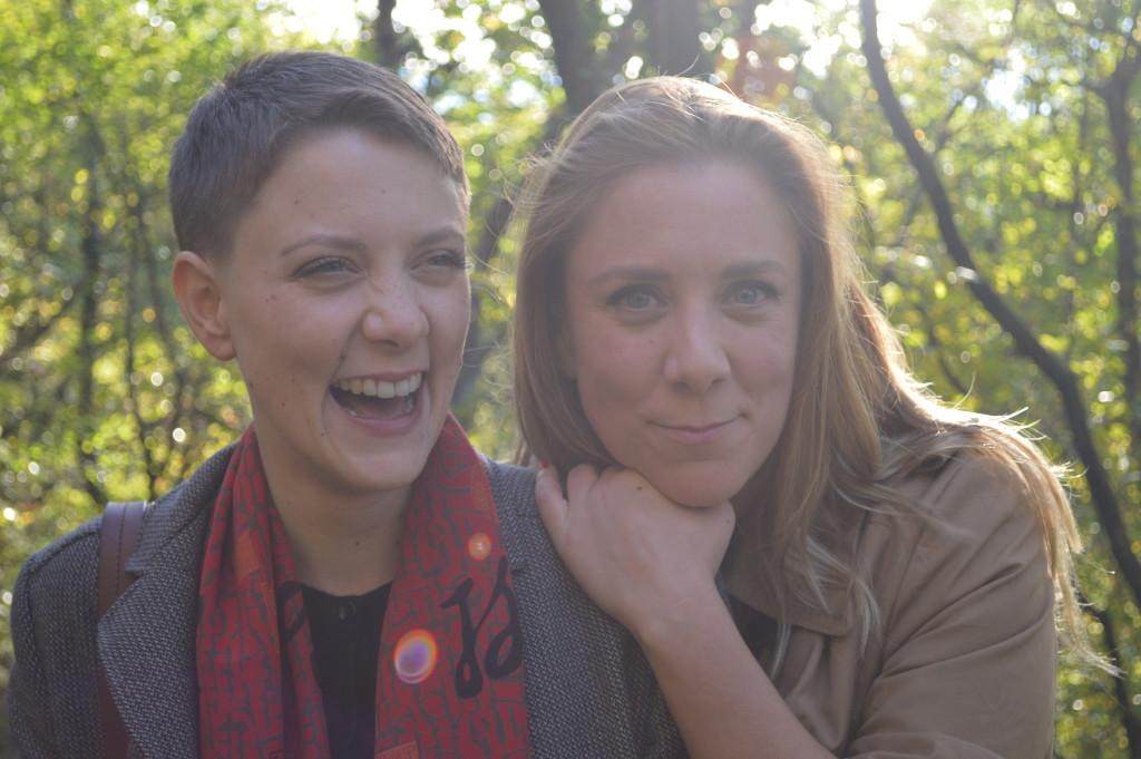 Tessa e Arianna Moroder