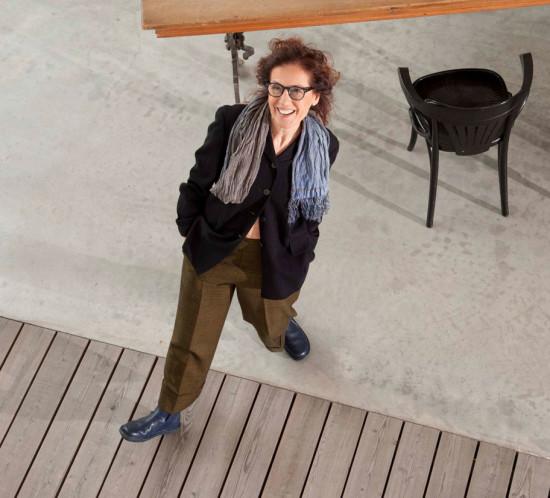 Deanna Comellini, fondatrice di G.T. Design