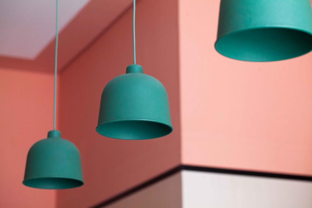Grain Pendant Lamp by Muuto